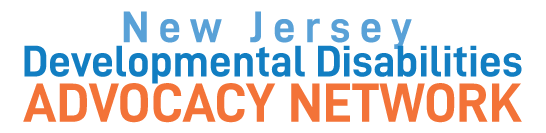 Logo The New Jersey Developmental Disabilities ADVOCACY NETWORK
